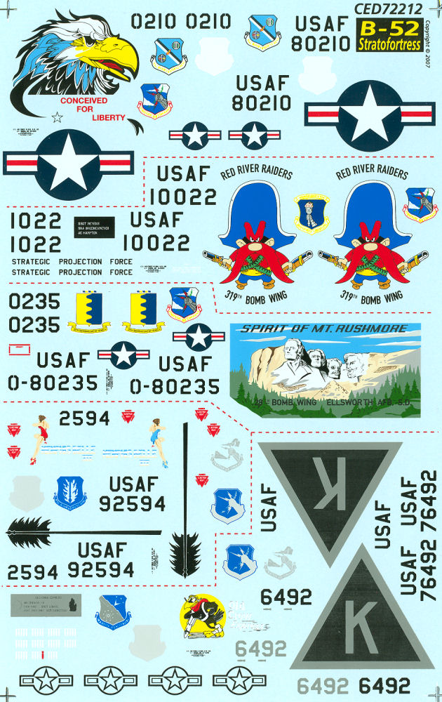 Aftermarket Decals For Planes From Desert Storm