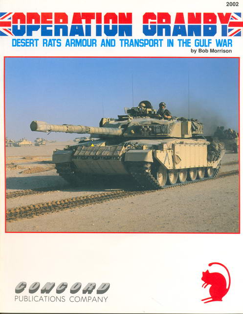Useful Books About Operation Desert Storm