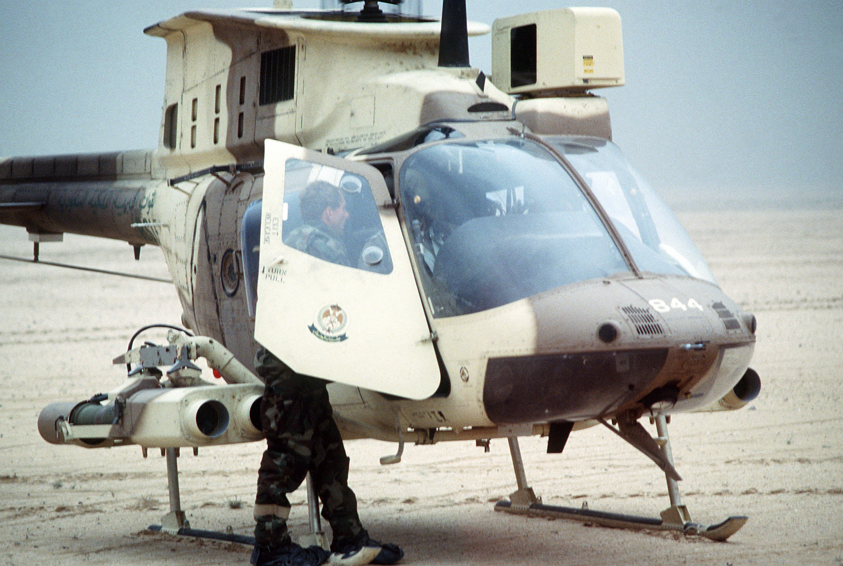 "Bell 406CS ""Combat Scout"""
